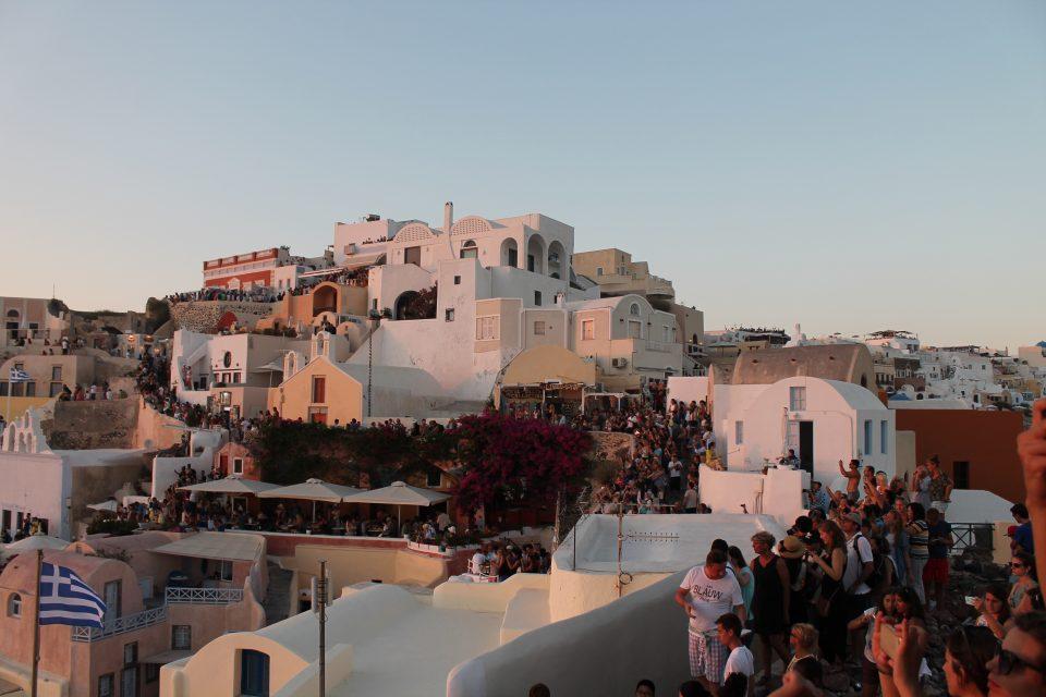 Oia, Santorini - lato B