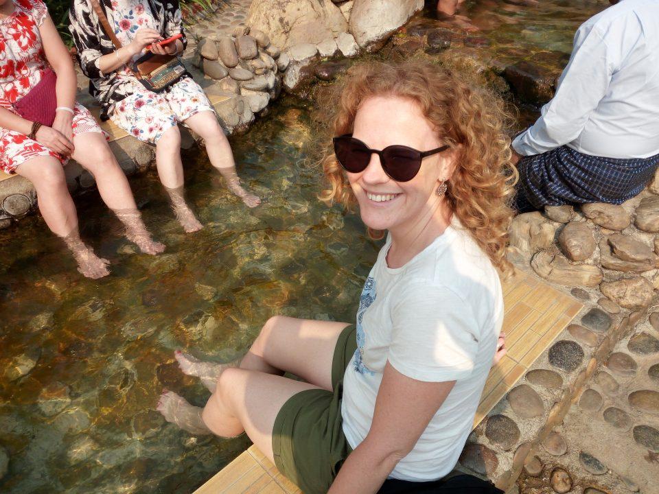Hot Springs - da Chiang Mai a Chiang Rai in giornata