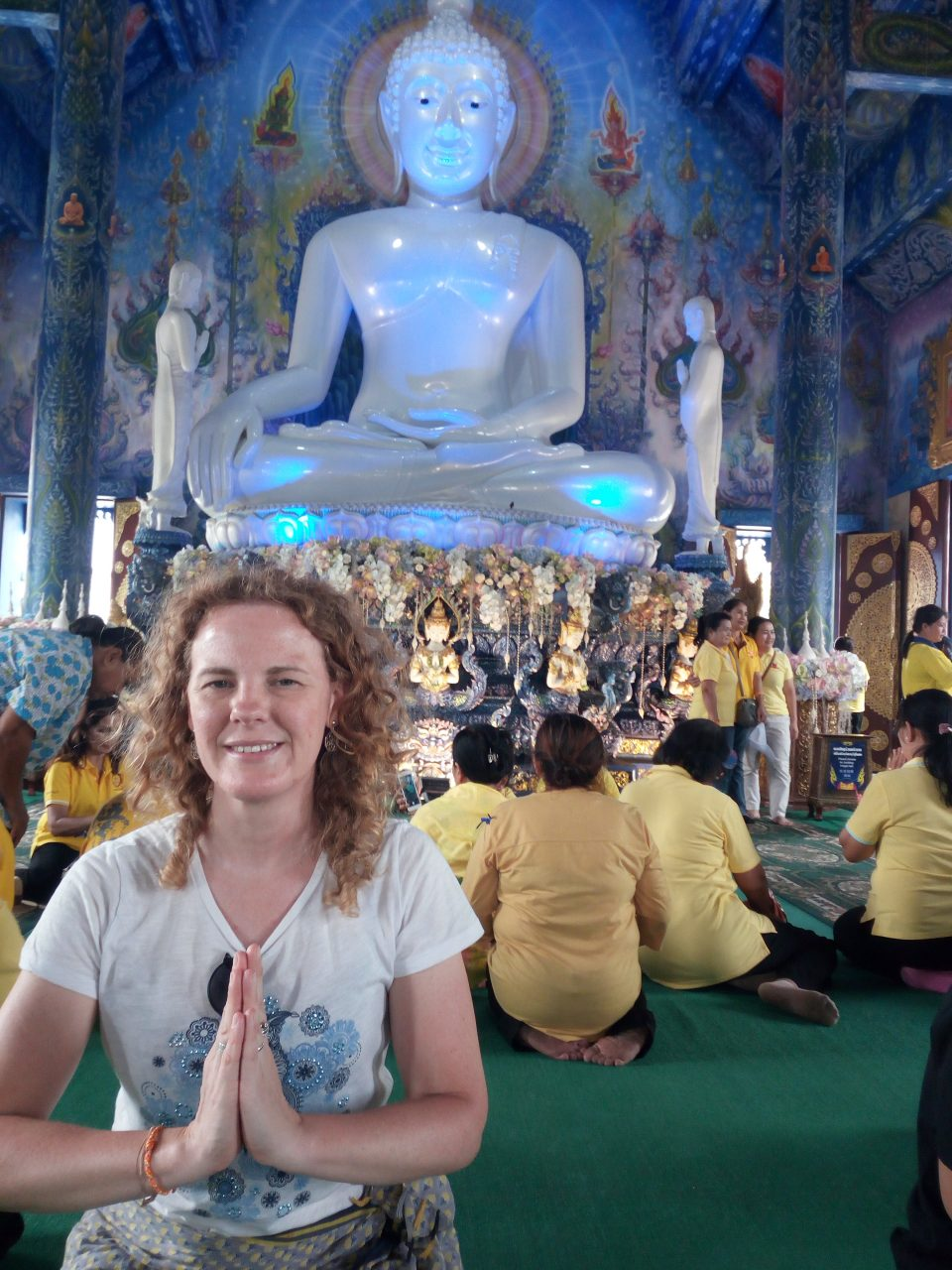 Blue Temple, Chiang Rai