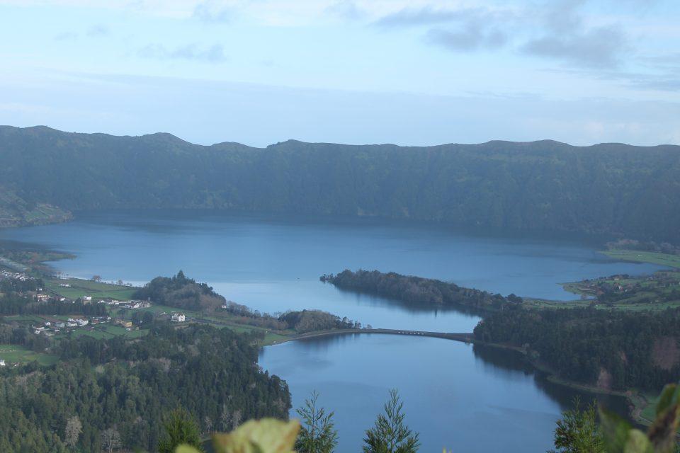laghi delle Sete Cidades