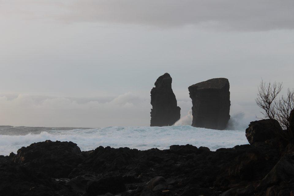 La costa sud Sao Miguel