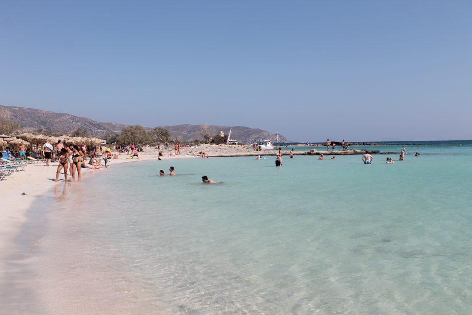 Spiaggia di Elafonissi, Creta - Grecia