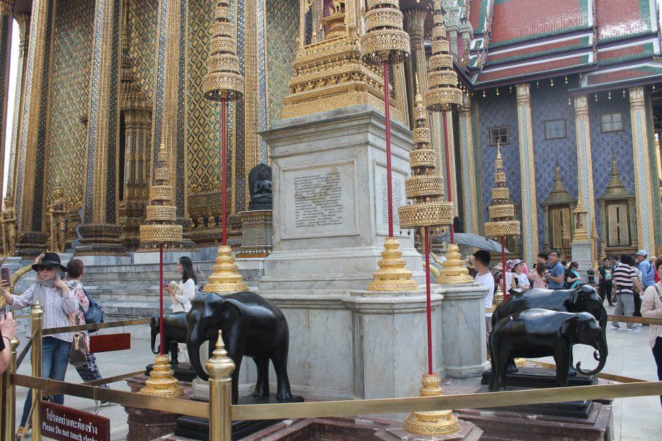 Palazzo reale, Bangkok