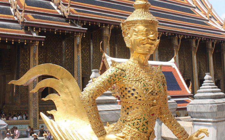 Visitare il palazzo reale di Bangkok