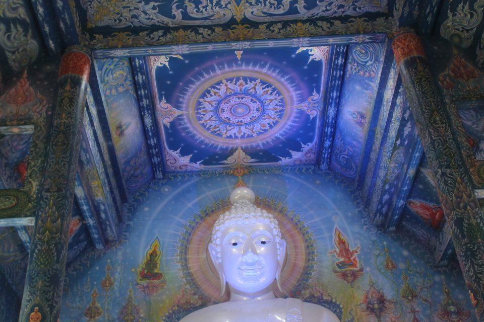 Da Chiang Mai a Chiang Rai in giornata - il tempio Blu