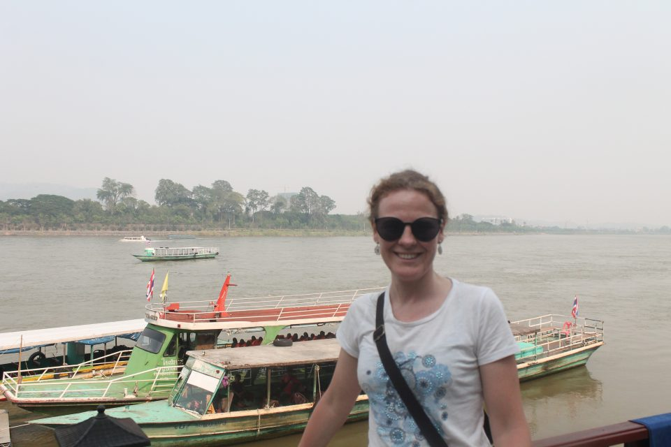 Mekong , Golden Triangle