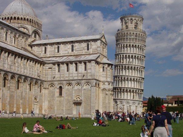 Pisa - COME ANDARE DALL'AEROPORTO DI PISA AL CENTRO