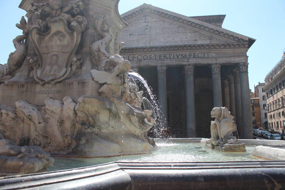 Il Pantheon  Roma
