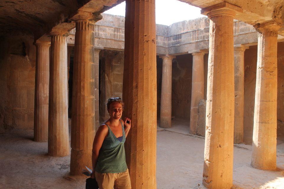 Tombe dei re, Cipro