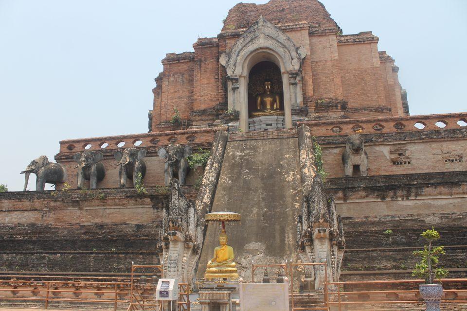 Chiedi Luang - Chiang Mai