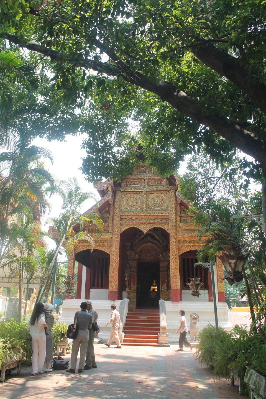 Tempio Wat Phra Singh - Chiang Mai