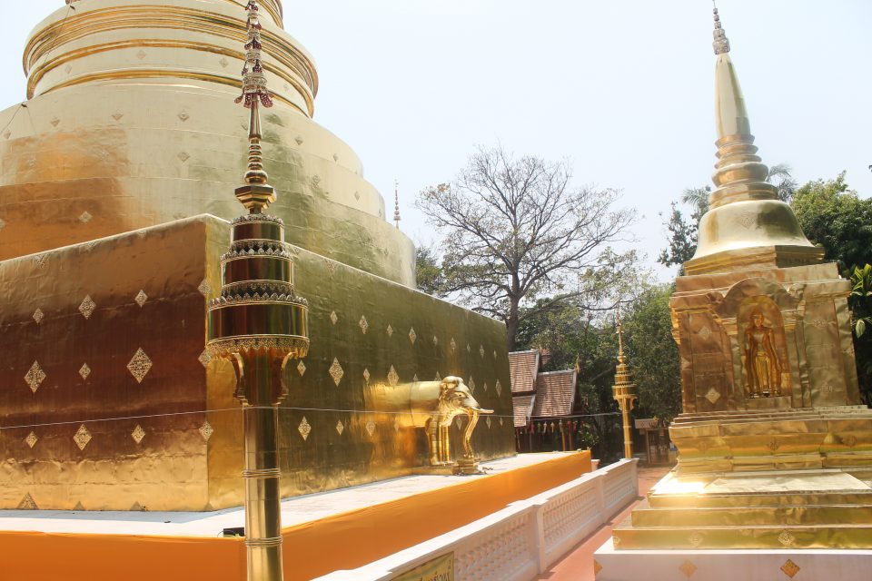 Il Chiedi del Wat Phra Singh