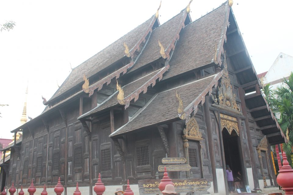 Wat Phan Tao - Chiang Mai