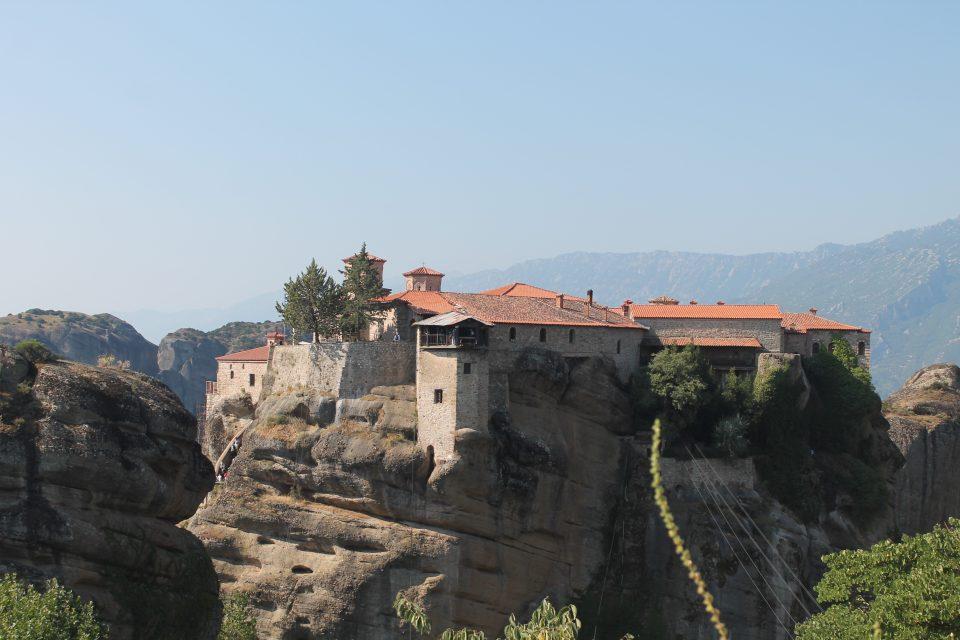 Monastero di Varlaam - quali monasteri visitare a Meteora
