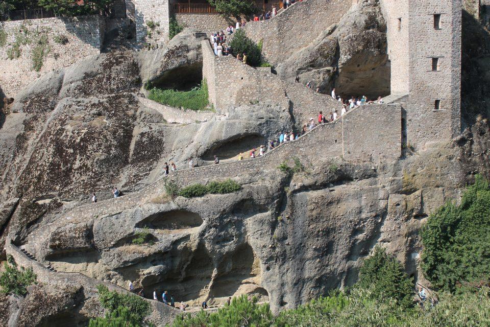 Monastero Grande Meteora - quali monasteri visitare a Meteora