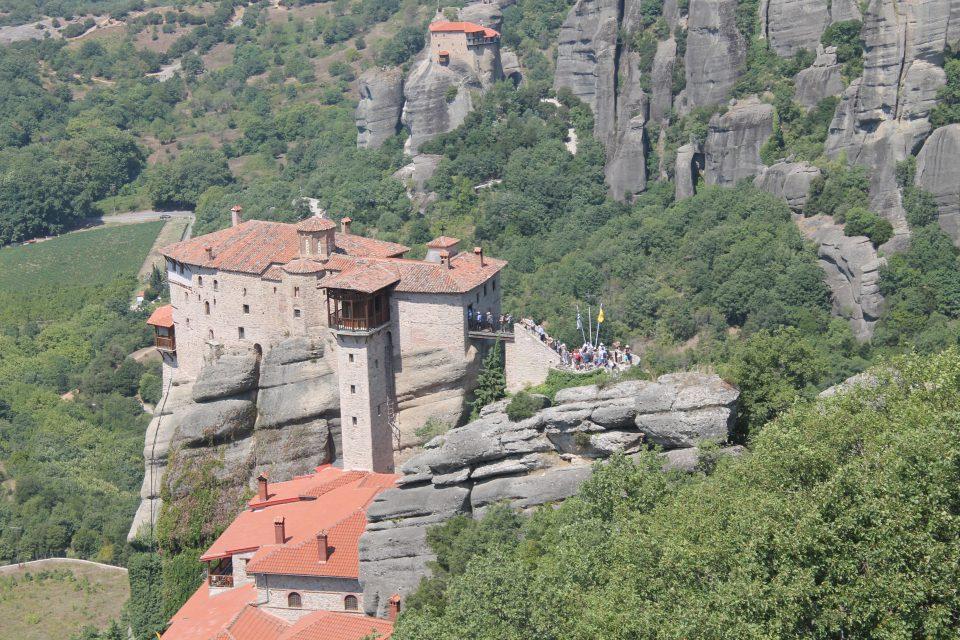 Monastero di Rousanou