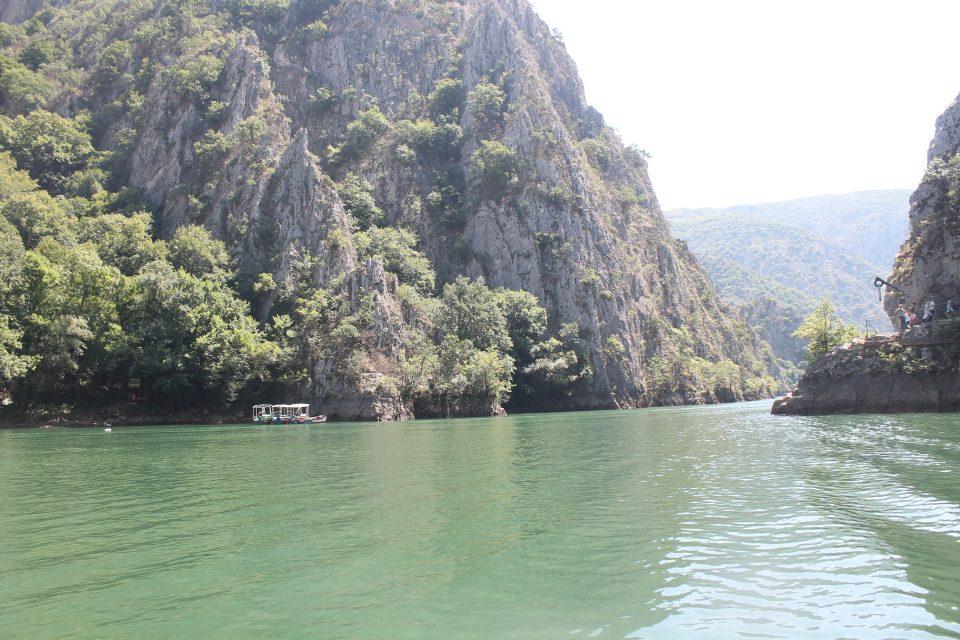 visitare Matka Canyon Skopje macedonia del nord
