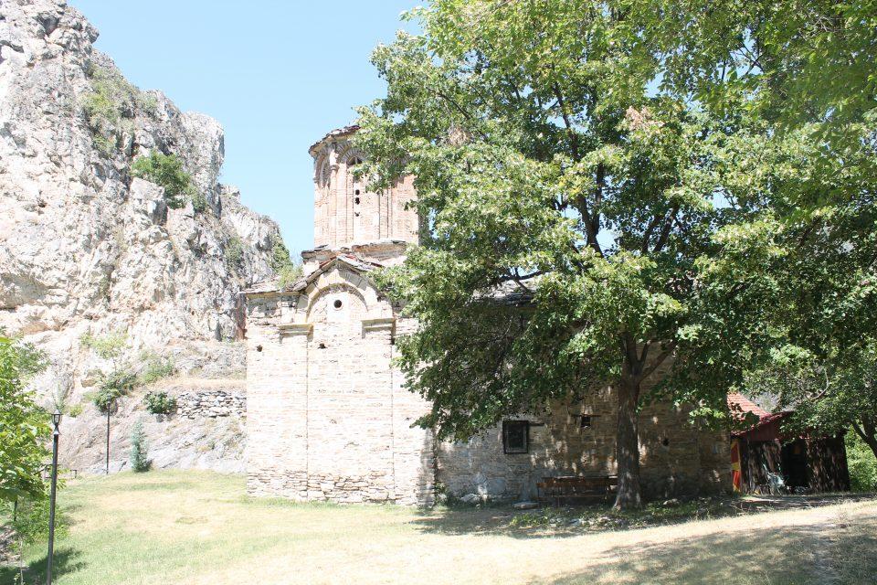 Chiesa di Sveti Nikola - Matka Canyon