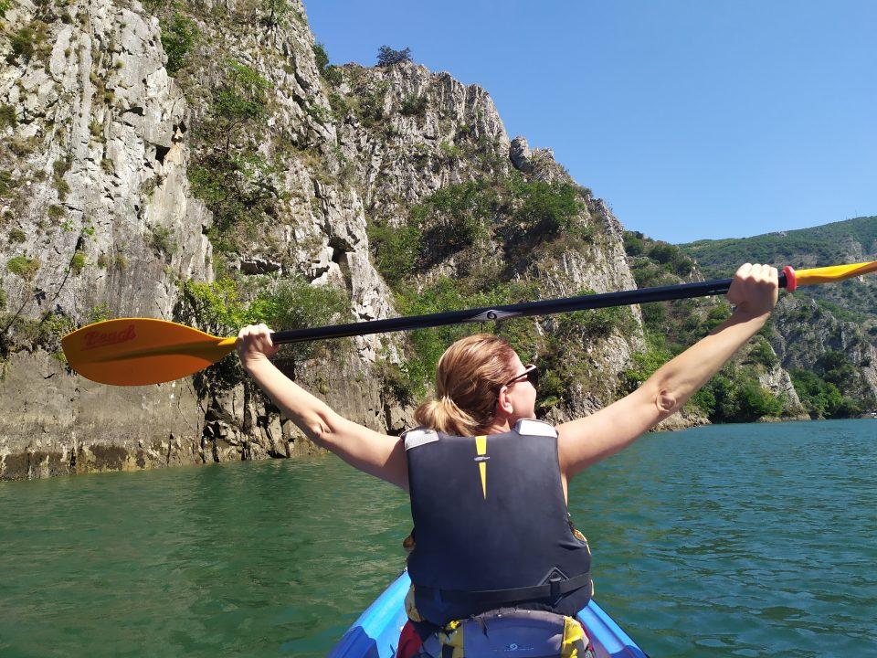 Kayak - Macedonia del Nord