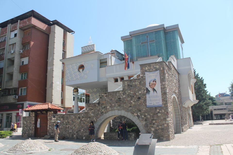 Chiesa di Madre Teresa, Skopje