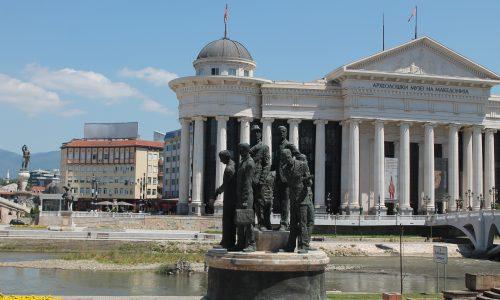 Cosa vedere a Skopje – la città delle mille statue