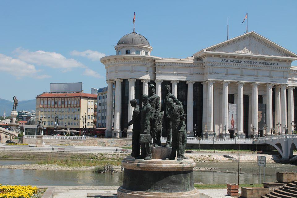 Cosa vedere a Skopje, Macedonia del nord
