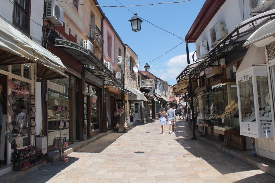 Old bazar, Skopje