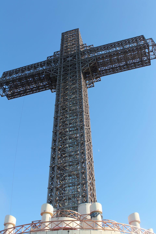 Millenium Cross, Skopje