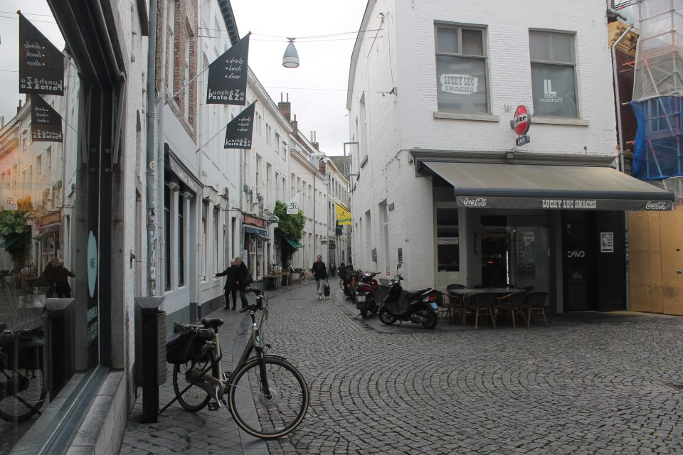 Una giornata a Maastricht.