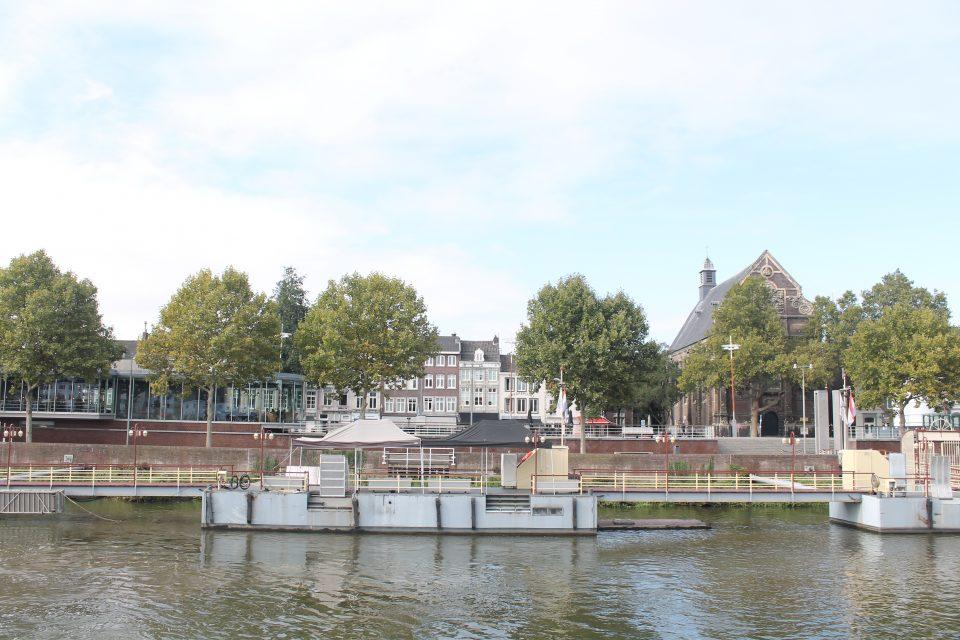 Crociera sul fiume Maas, Maastricht