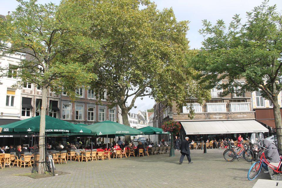 Markt, piazza del mercato Maatricht ph. @poshbackpackers