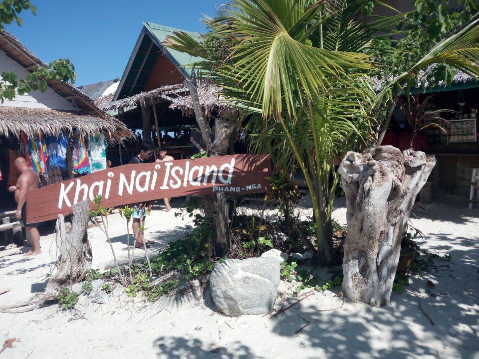 Khai Nai Island - visitare Phuket