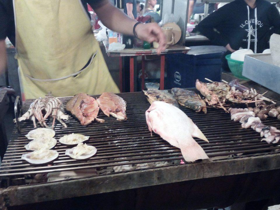 Night market - visitare Phuket