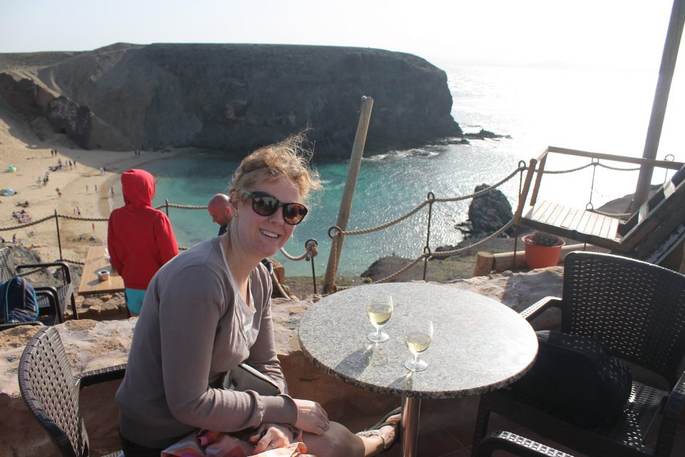 Lanzarote capodanno al caldo