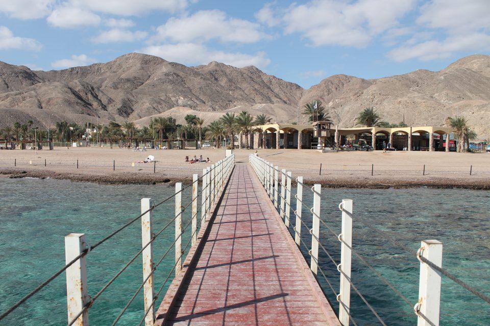 Coral beach Eilat