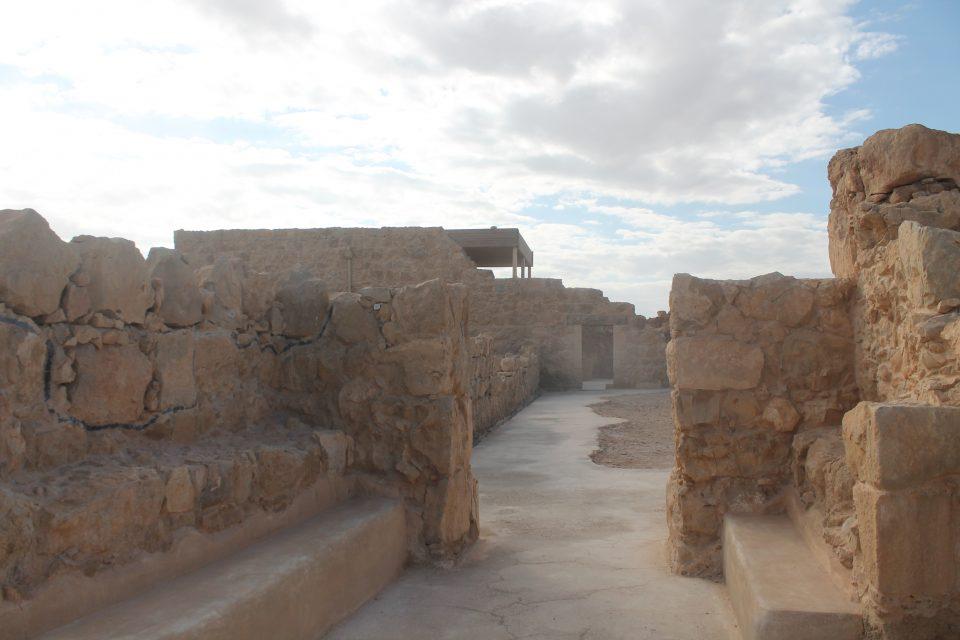 Fortezza di Masada - cosa vedere in Israele