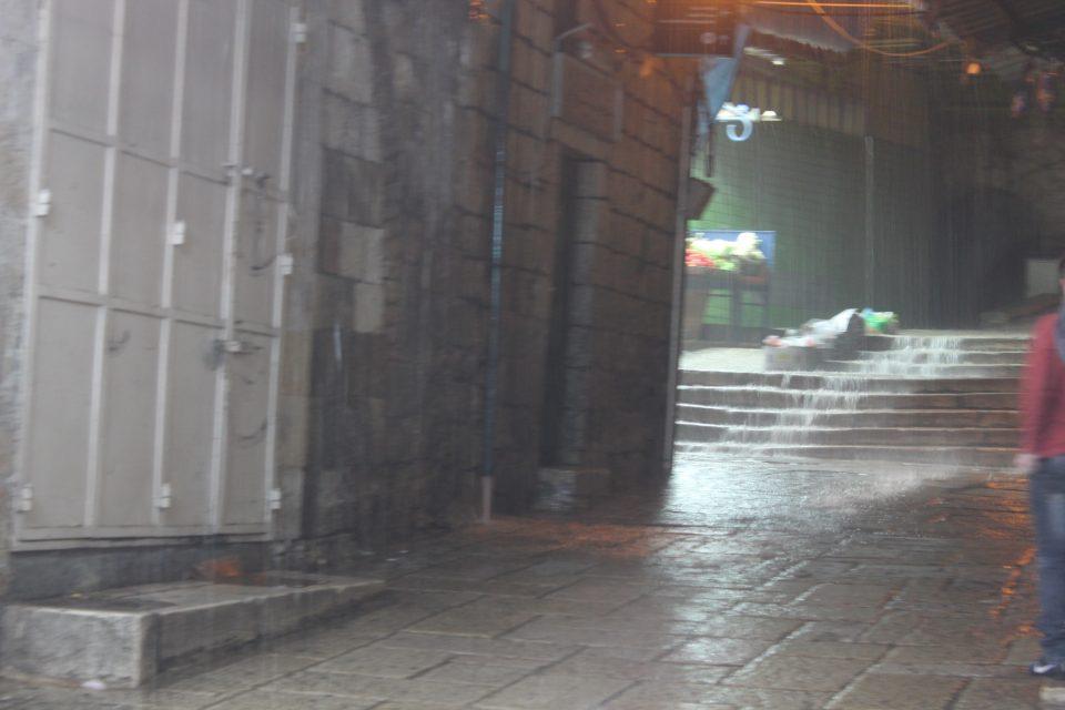 Diluvio a Gerusalemme