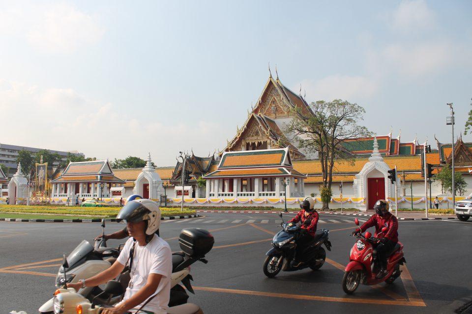 Cosa vedere a Bangkok - wat Suthat