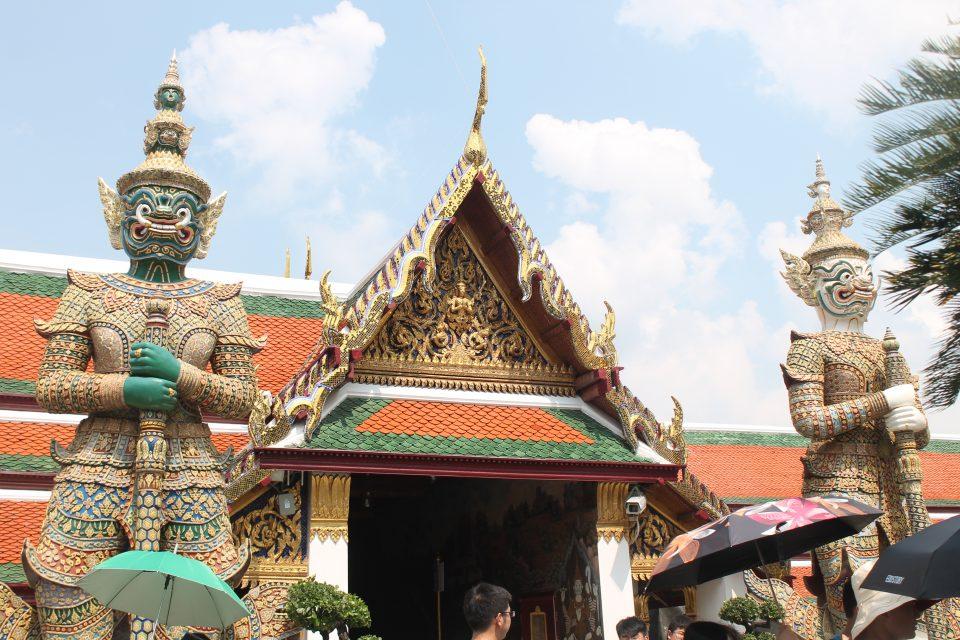 Il palazzo reale - Cosa vedere a Bangkok