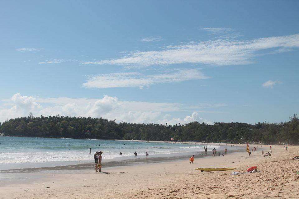 Kata Beach, visitare Phuket