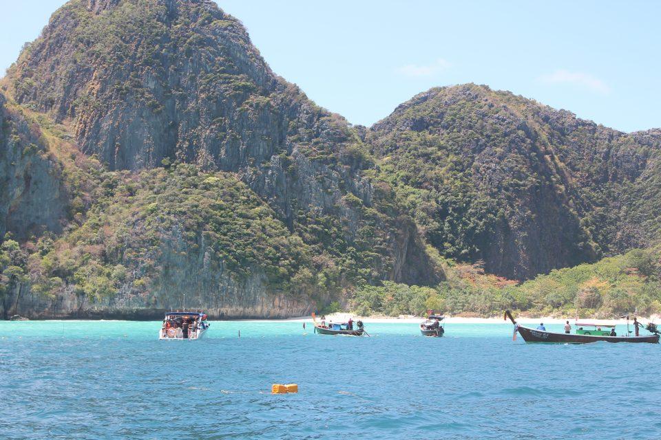 Maya Bay - visitare Phuket