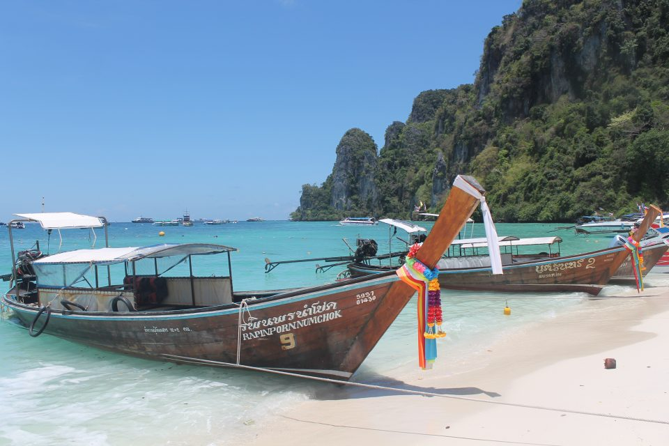 Phi Phi island... le foto da sogno andare a Phuket