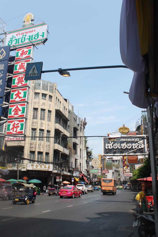 China Town, Bangkok ph. @poshbackpackers