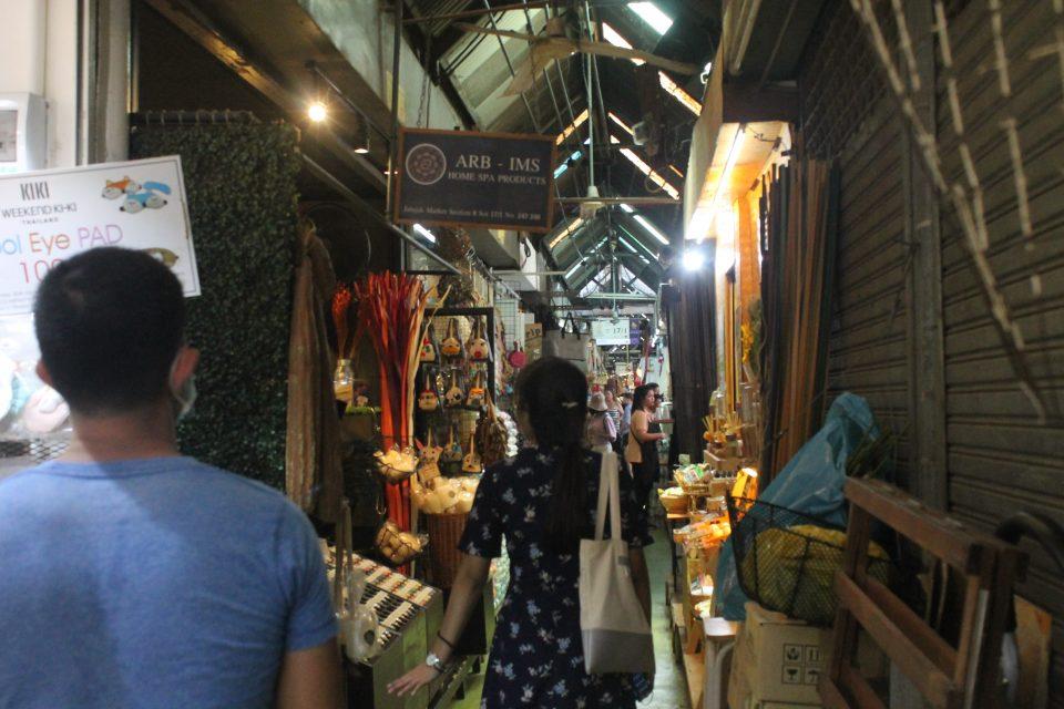 Mercato di Chatuchak - cosa vedere a Bangkok