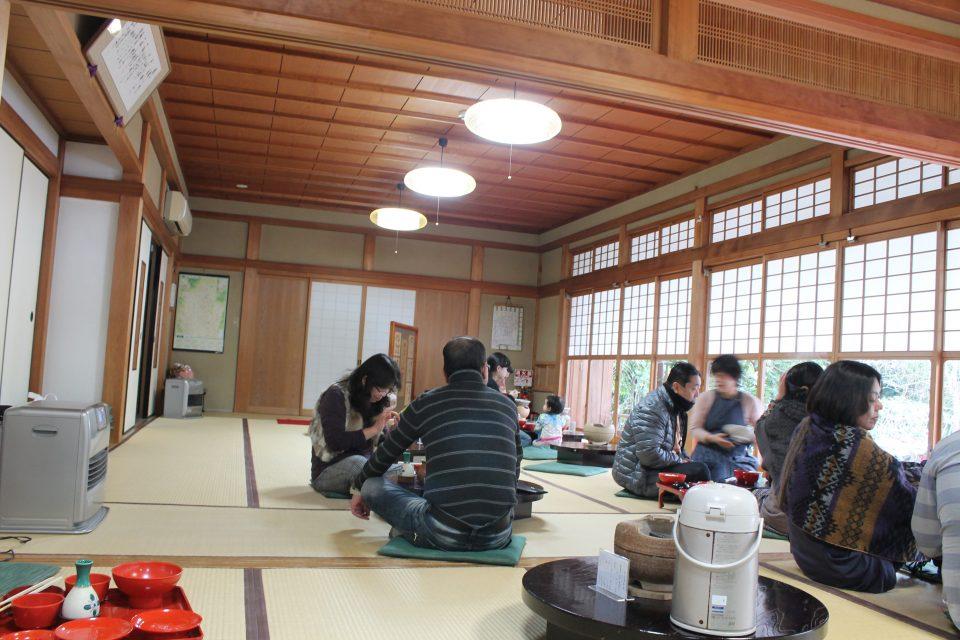 Ristorante Yudofuya - Kyoto