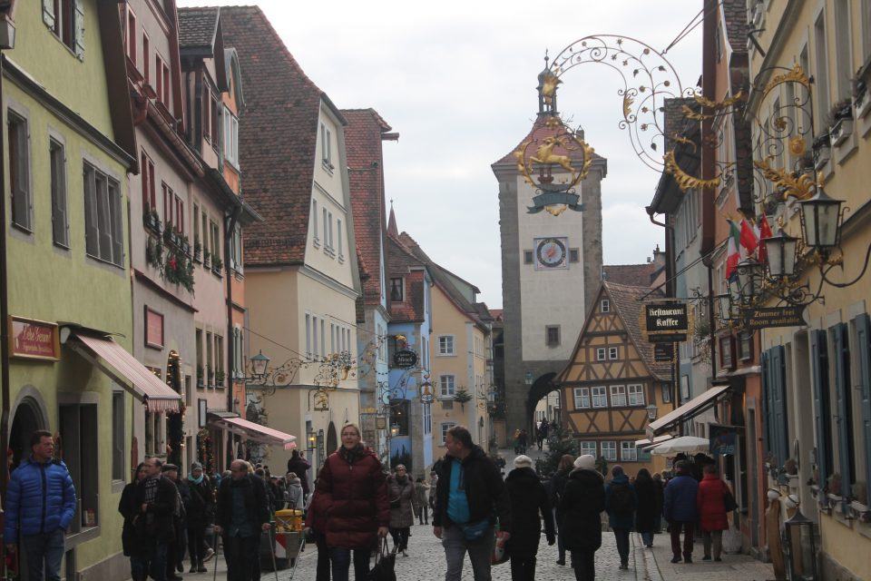 Rothenburg  natale