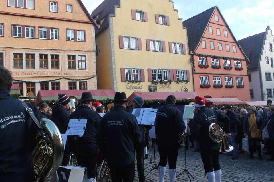 Rothenburg Marktplaz @posh_backpackers