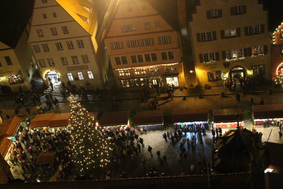 Rothenburg ob der Tauber - @posh_backpackers