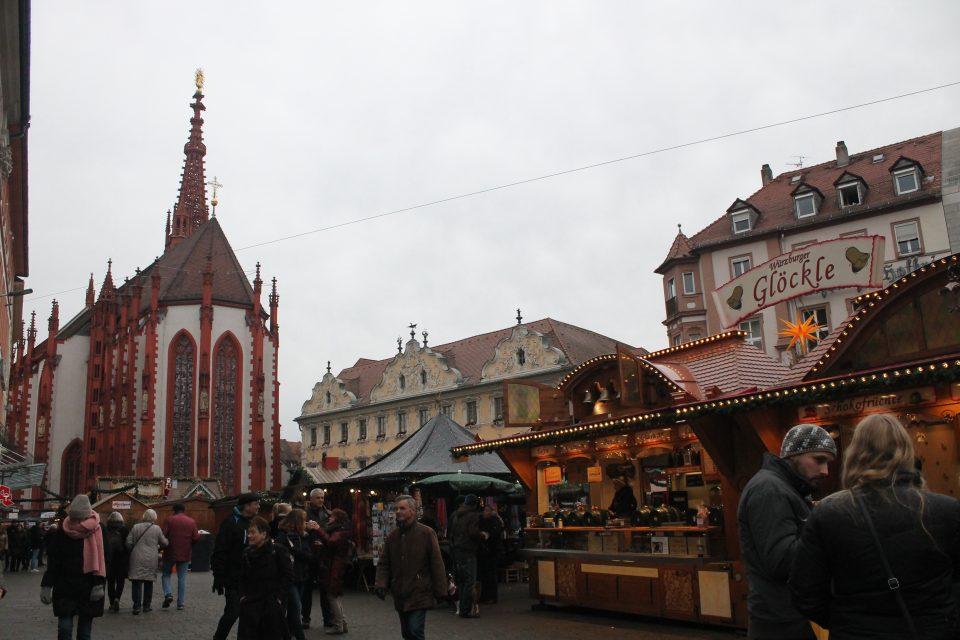 Wurtzburg -mercatini natalizi