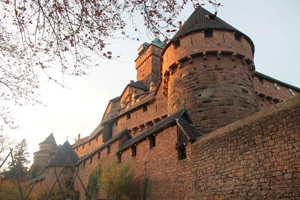 Castello Haut-Kœnigsbourg